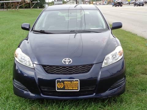 2011 Toyota Matrix For Sale In Ohio Carsforsale