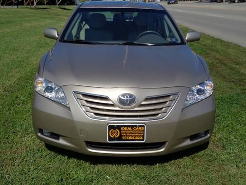 2007 Toyota Camry for sale at Ideal Cars in Hamilton OH