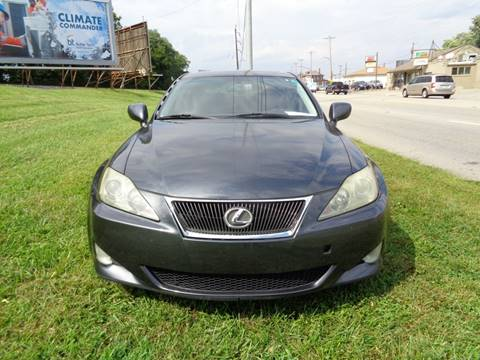 2007 Lexus IS 250 for sale at Ideal Cars in Hamilton OH
