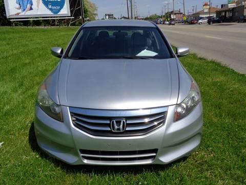 2011 Honda Accord for sale in Hamilton, OH