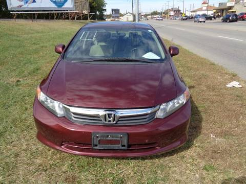 2012 Honda Civic for sale in Hamilton, OH