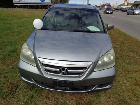 2007 Honda Odyssey for sale in Hamilton, OH