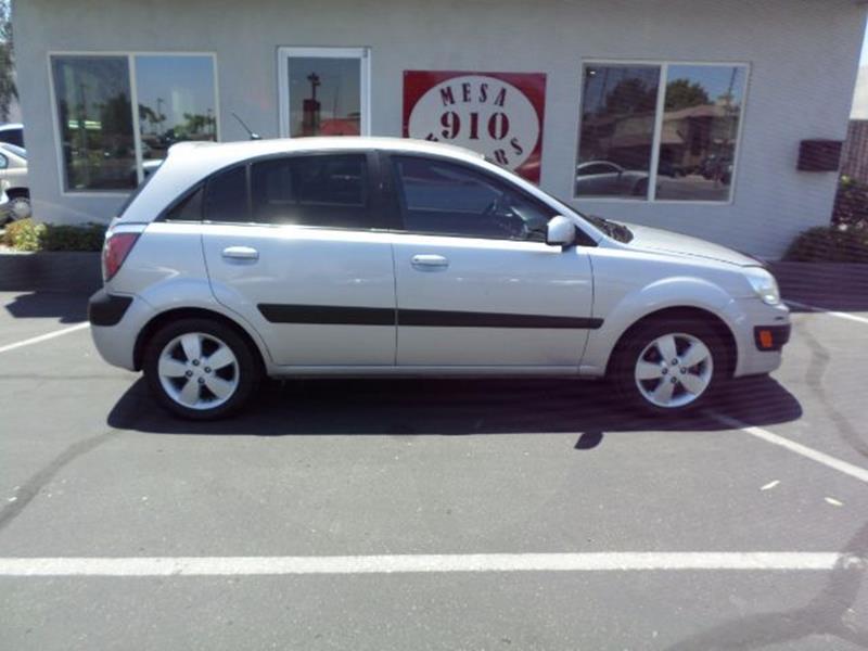 2007 Kia Rio5 SX In Mesa AZ  Mesa Motors