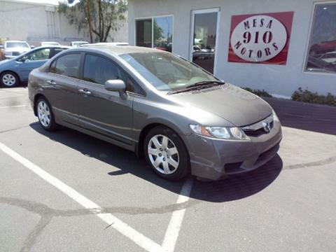 Honda Civic For Sale In Mesa Az