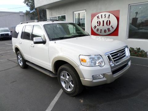 2010 Ford Explorer for sale in Mesa, AZ