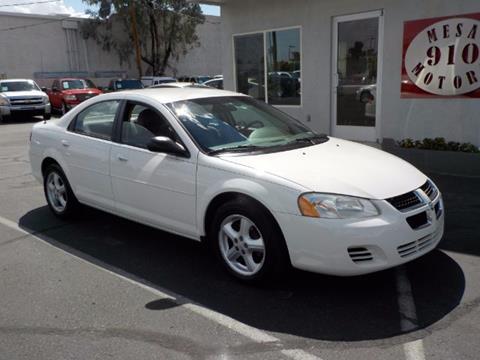 2005 Dodge Stratus for sale in Mesa, AZ