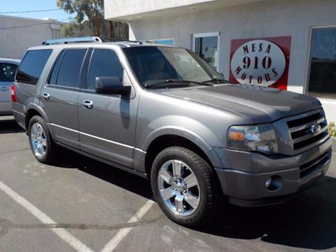 2010 Ford Expedition for sale in Mesa, AZ