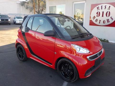 2014 Smart fortwo for sale in Mesa, AZ