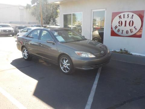2004 Toyota Camry for sale in Mesa, AZ