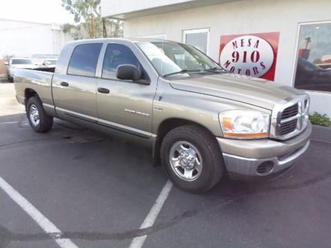 2006 Dodge Ram Pickup 1500 for sale in Mesa, AZ