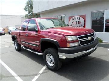 2006 Chevrolet Silverado 2500HD for sale in Mesa, AZ