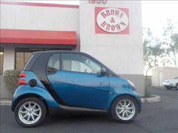 2008 Smart fortwo for sale in Mesa, AZ