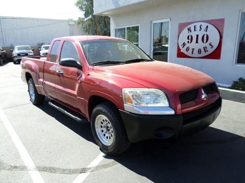2006 Mitsubishi Raider for sale in Mesa, AZ