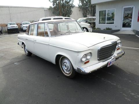 1963 Studebaker Cruiser for sale in Mesa, AZ