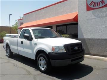 2006 Ford F-150 for sale in Mesa, AZ