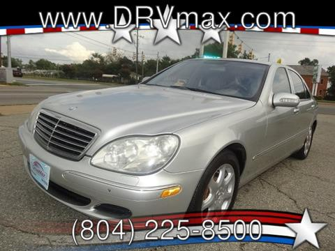 2004 Mercedes-Benz S-Class for sale in Richmond, VA