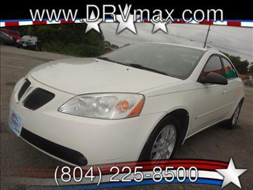2006 Pontiac G6 for sale in Richmond VA