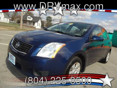 2008 Nissan Sentra for sale in Richmond VA