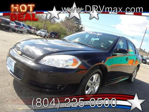 2010 Chevrolet Impala for sale in Richmond VA