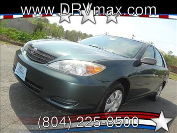 2002 Toyota Camry for sale in Richmond, VA