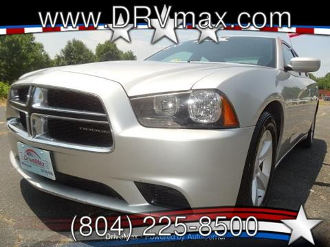 2012 Dodge Charger for sale in Richmond VA