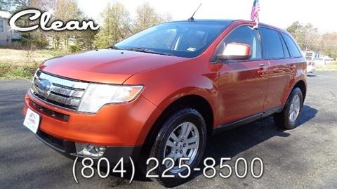 2008 Ford Edge for sale in Richmond, VA