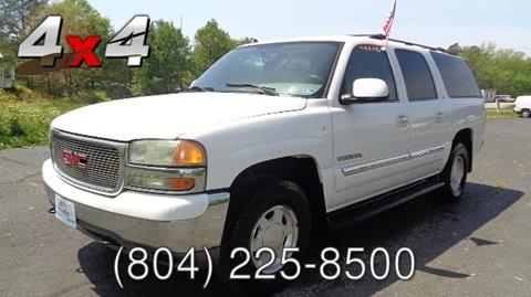 2004 GMC Yukon XL for sale in Richmond, VA