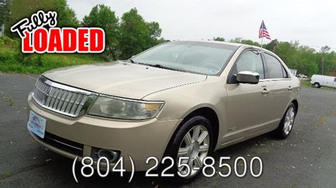Used 2007 Lincoln MKZ ...