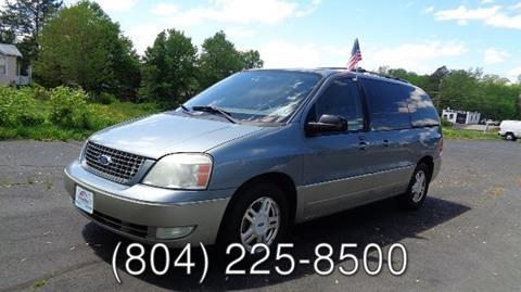 2004 Ford Freestar for sale in Richmond, VA