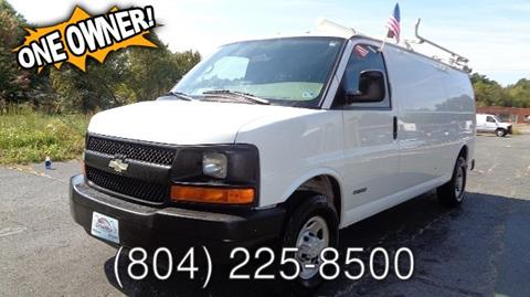 2006 Chevrolet Express Cargo for sale in Richmond, VA