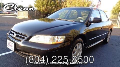 2002 Honda Accord for sale in Richmond, VA