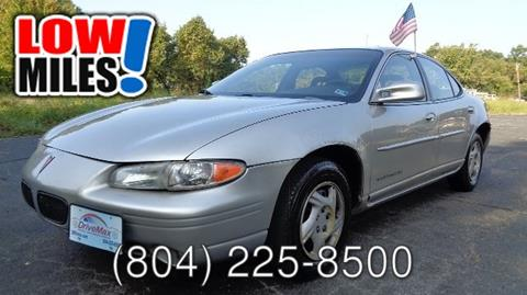 1999 Pontiac Grand Prix for sale in Richmond, VA