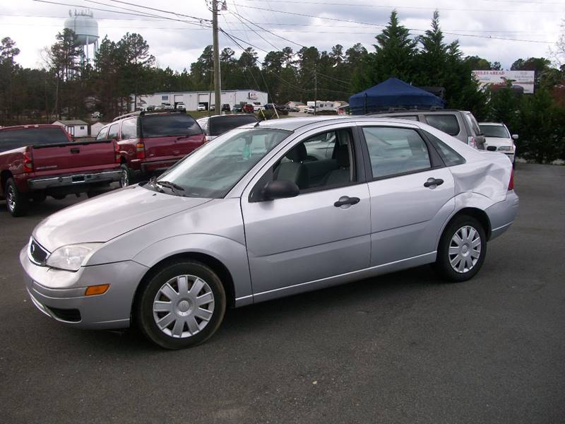 2005 Ford Focus for sale at Cambria Cars in Mooresville NC