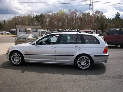 2001 BMW 3 Series for sale at Cambria Cars in Mooresville NC