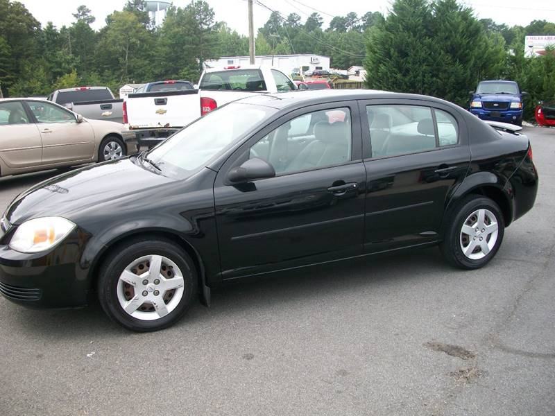 2005 Chevrolet Cobalt 4dr Sedan In Mooresville Nc Cambria Cars
