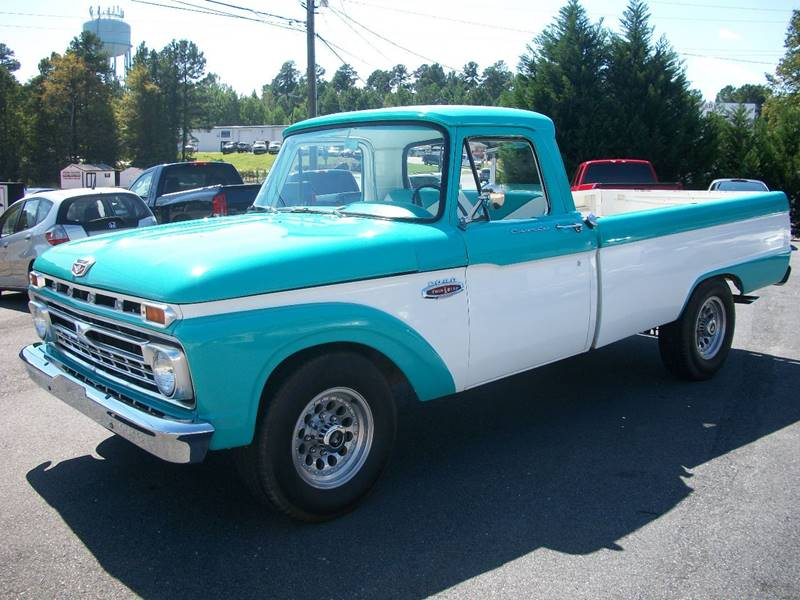 1966 Ford F-250 for sale at Cambria Cars in Mooresville NC