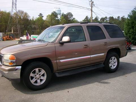 2004 GMC Yukon for sale in Mooresville, NC