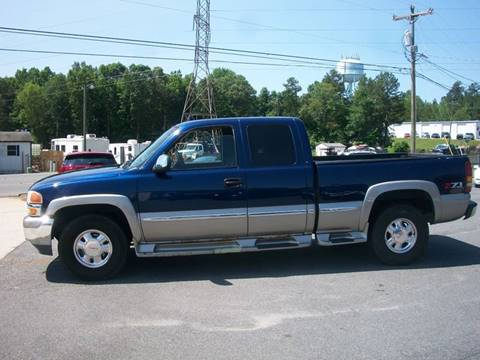 2002 GMC Sierra 1500 for sale in Mooresville, NC