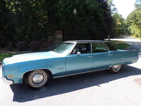1970 Oldsmobile Ninety-Eight for sale in Mooresville, NC