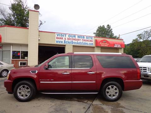 2007 Cadillac Escalade ESV for sale in Louisville, KY