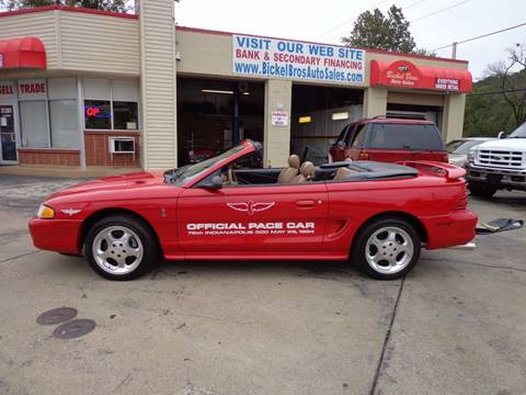 1994 Ford Mustang for sale in Louisville, KY