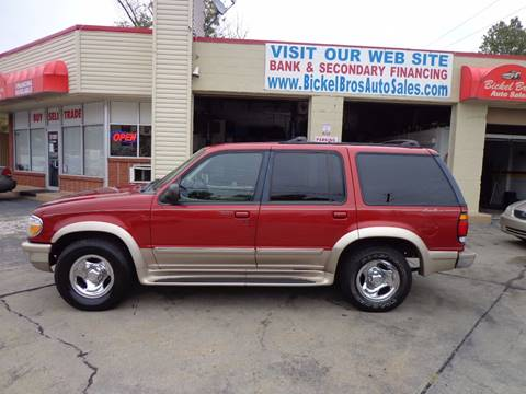 1997 Ford Explorer for sale in Louisville, KY