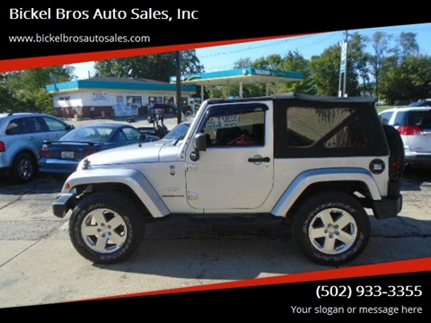 2009 Jeep Wrangler for sale in Louisville, KY