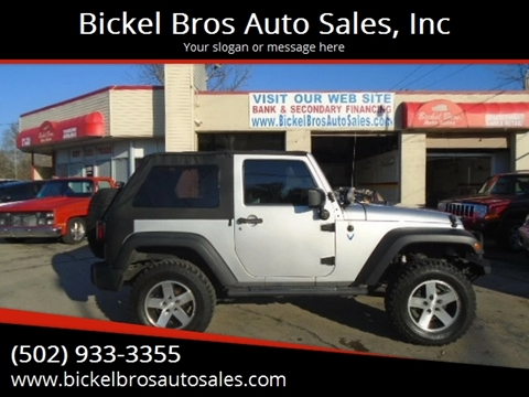 2007 Jeep Wrangler for sale in Louisville, KY