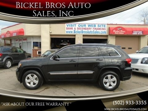 2013 Jeep Grand Cherokee for sale in Louisville, KY