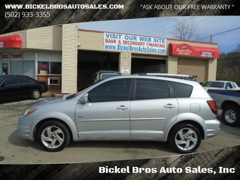 2005 Pontiac Vibe for sale in Louisville, KY