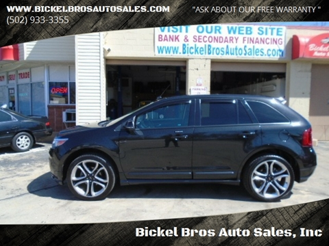 2014 Ford Edge for sale in Louisville, KY