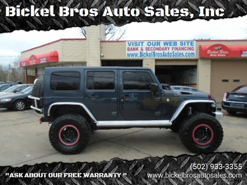 2007 Jeep Wrangler Unlimited for sale in Louisville, KY