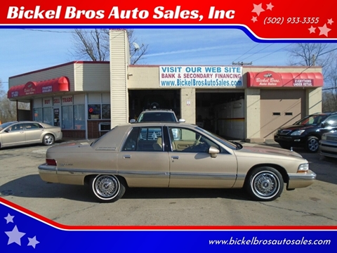Roadmaster Auto Sales >> 1992 Buick Roadmaster For Sale In Louisville Ky