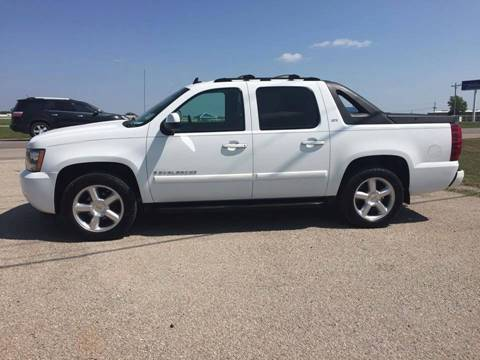 2007 Chevrolet Avalanche for sale in Duncan, OK